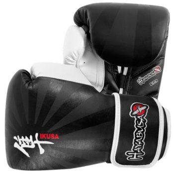 Ikusa-Gloves-Color-BlackWhite-0