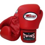 Twins-Specials-Boxing-Gloves-BGVL3-Red-Size-8-10-12-14-16-oz-Universal-All-Purposes-Training-Sparring-Bag-Gloves-for-Muay-Thai-Kick-Boxing-MMA-K1-Red-16-oz-0-0